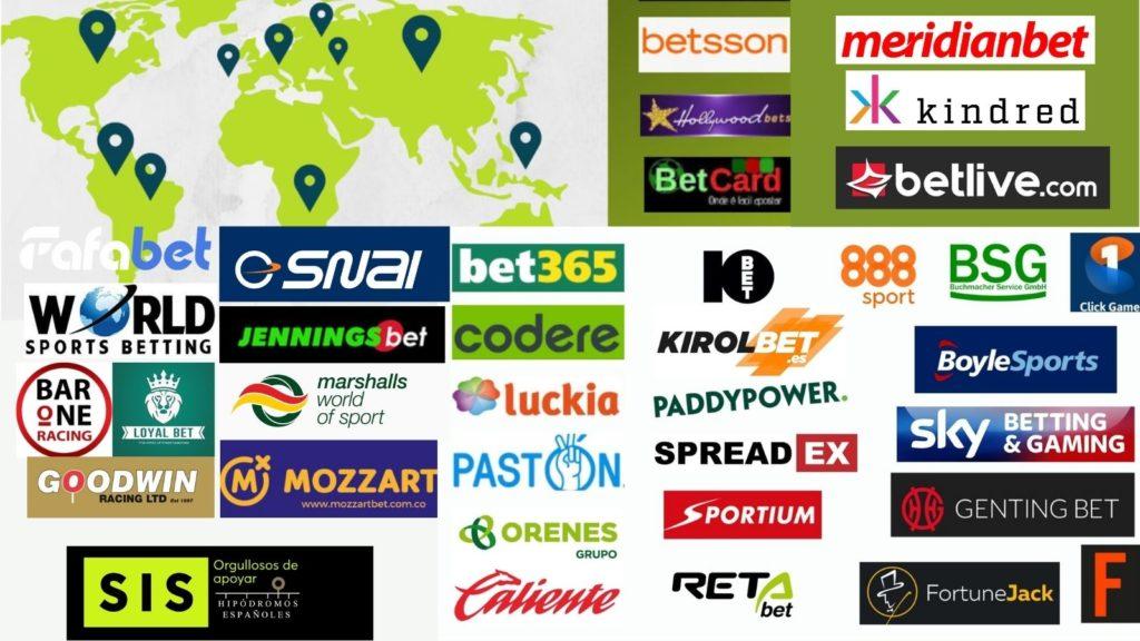 Puntos de venta turf español Sport Information Services